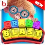 Crazy Blast Icon