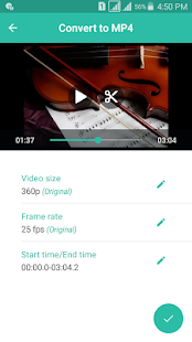 Video Compressor - Video to MP3 Converter Screenshot