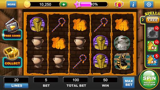 Slots Pharaoh's Secret