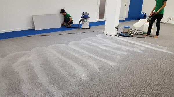 Dịch Vụ Giặt Thảm - Công ty TNHH Dịch Vụ Vệ Sinh Clean Space