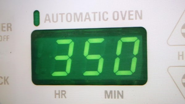 Preheat oven to 350 degrees.