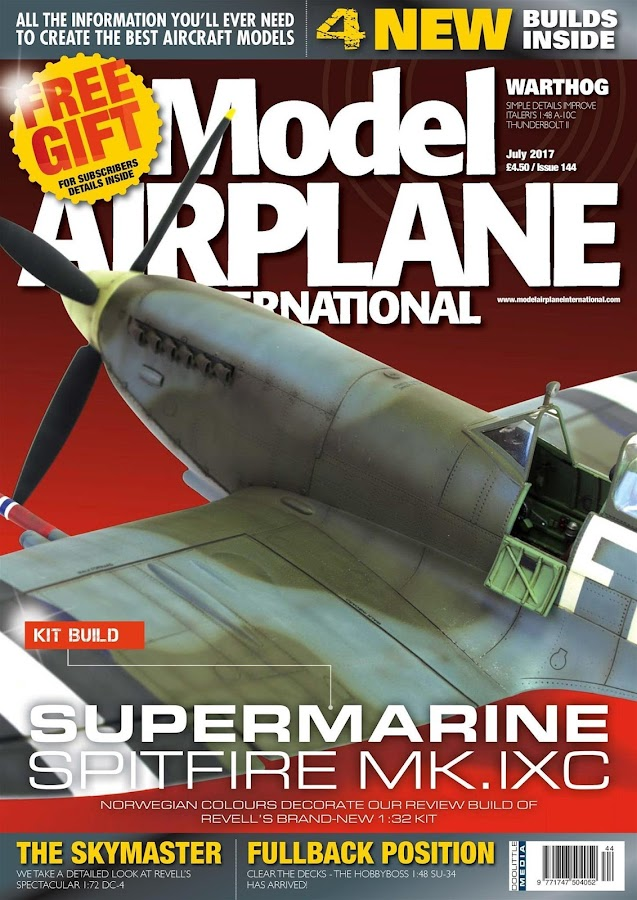 Model Airplane International- screenshot