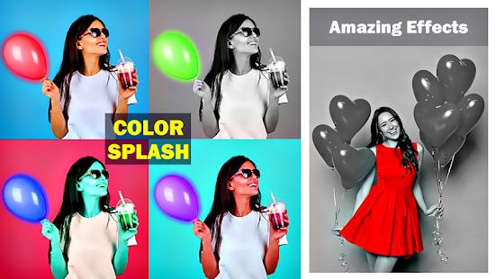 برنامه color splash effect pro