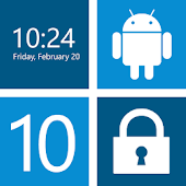 Win 10 Lock Screen : WinLock