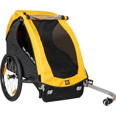 Burley Bee Child Trailer - Yellow