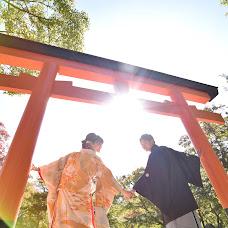Wedding photographer Kazuki Ikeda (kikiphotoworks). Photo of 18.10.2017