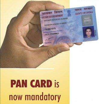 Pan Card Requirement