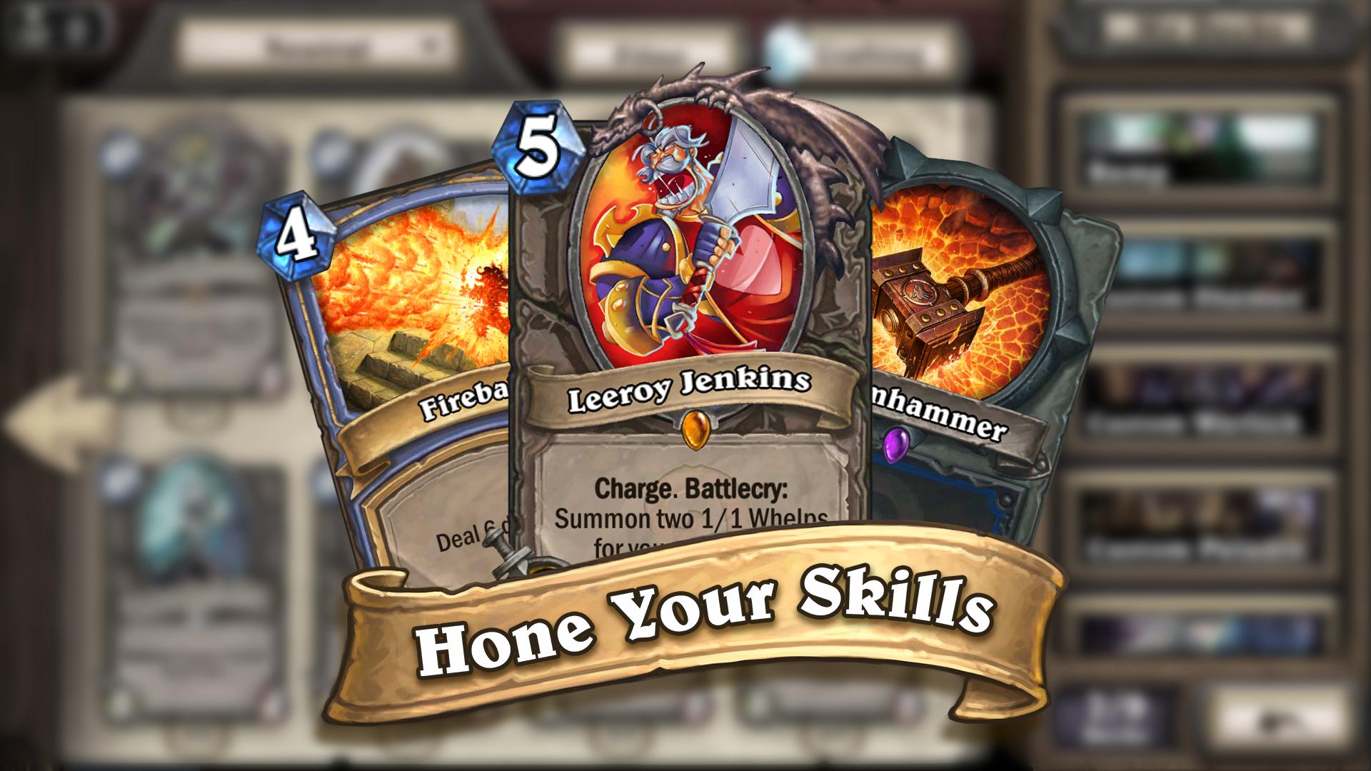 Hearthstone Heroes of Warcraft screenshot #2