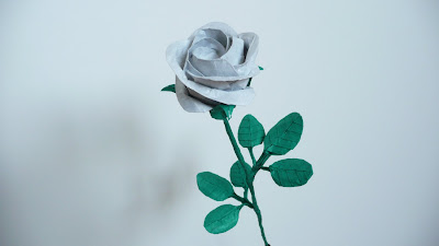 modified origami phu tran rose