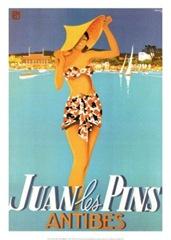 50110~Juan-Les-Pins-Posters