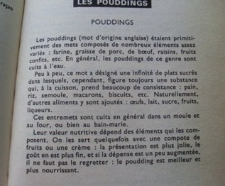 pouddings
