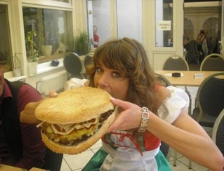 hamburger XXL