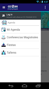 CCI PANAMÁ 2015- screenshot thumbnail