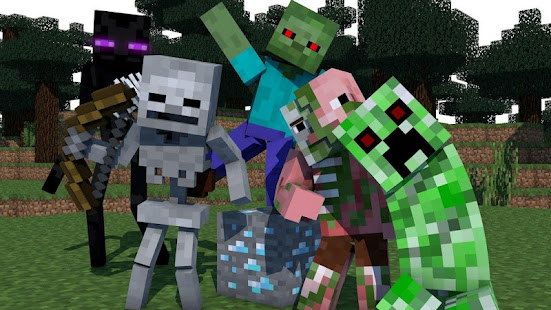 Mob Skins For Minecraft Apps On Google Play - Mob skins fur minecraft