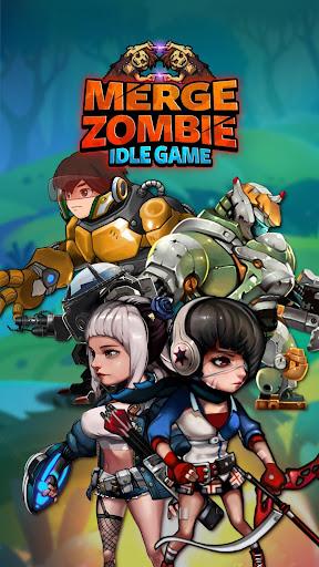 Merge Zombie: idle RPG 1.6.7 screenshots 11