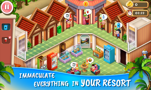 Resort Island Tycoon - screenshot
