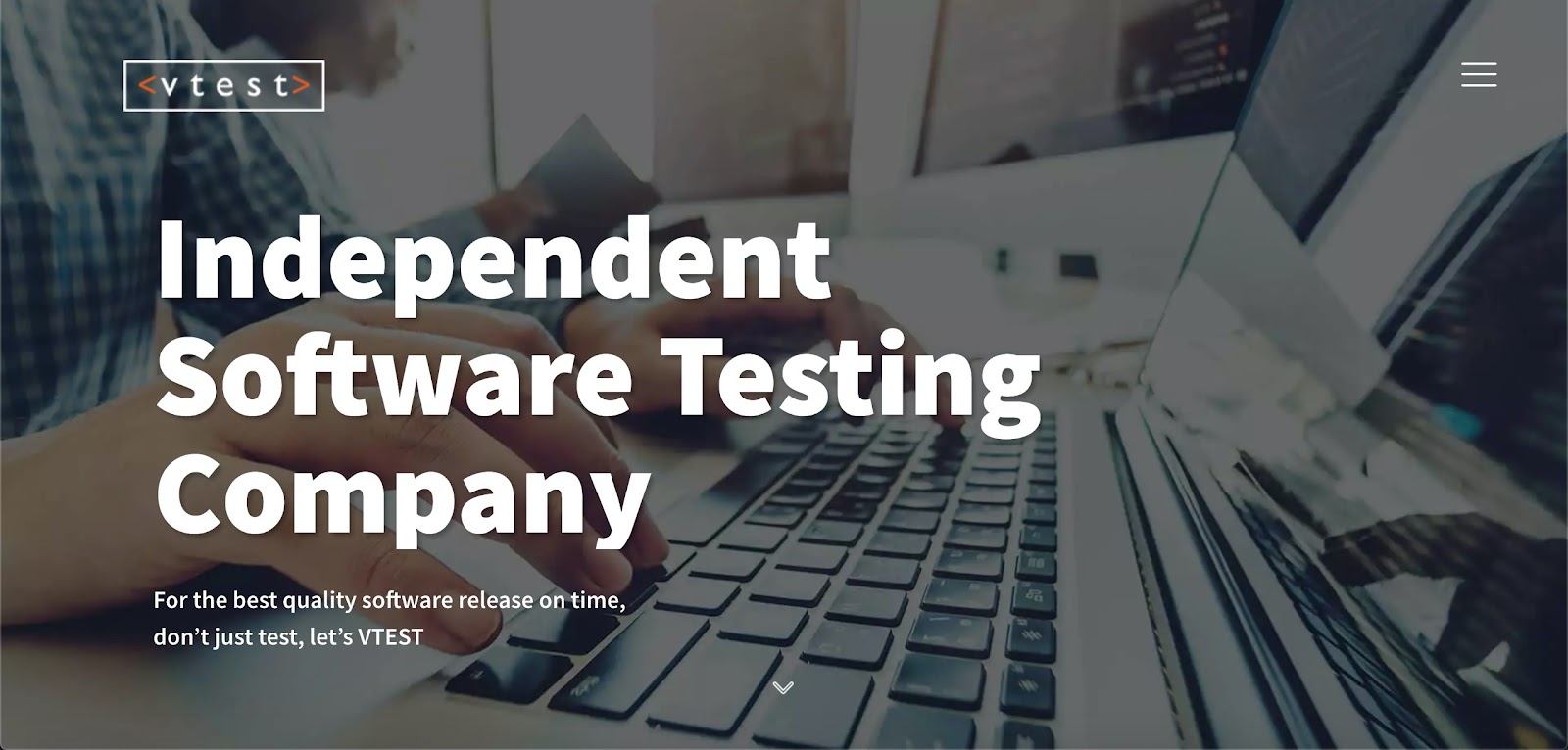 VTEST is one of the Software Testing Companies