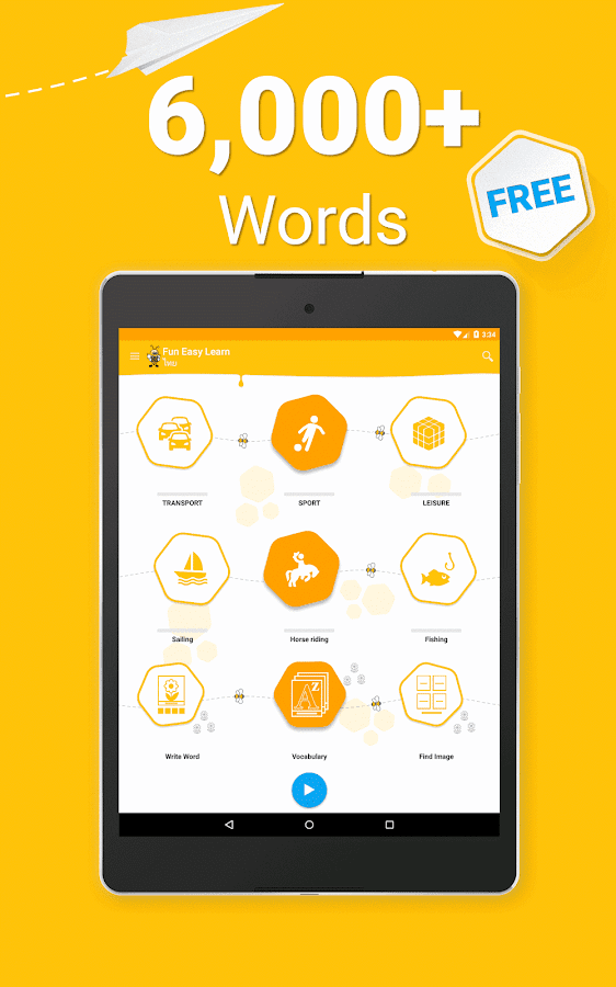 Learn Thai Vocabulary - 6,000 Words- screenshot