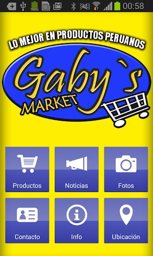 Gaby's Market