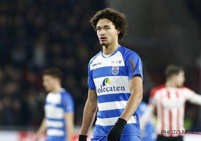 Philippe Sandler: nóg een centrale verdediger of een oplossing voor de driehoek op het middenveld bij Anderlecht?