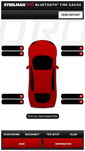 Bluetooth Tire Gauge