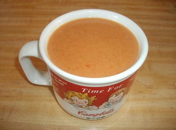Creamy Peanut Butter Soup Recipe