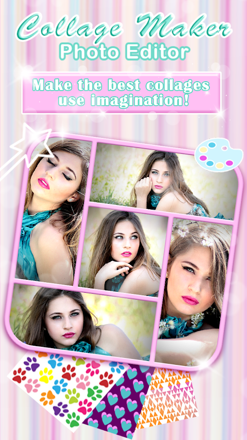 Collage Maker Photo Editor- screenshot