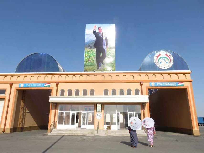 Travessia de fronteiras no Uzbequistão 🇺🇿 | Como viajar por terra e atravessar as fronteiras com o Quirguistão, Turquemenistão e Tajiquistão