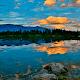 Cloudy River Live Wallpaper (app)