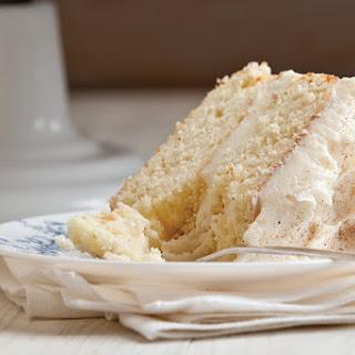 Basic 1-2-3-4 Cake.
