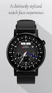 Watch Face: Courser Classic – Wear OS Smartwatch – Download Mod Apk 1