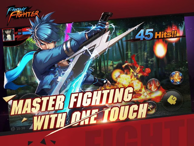 android Fantasy Fighter Screenshot 6
