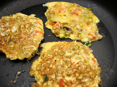 how to make chinese shrimp egg foo young