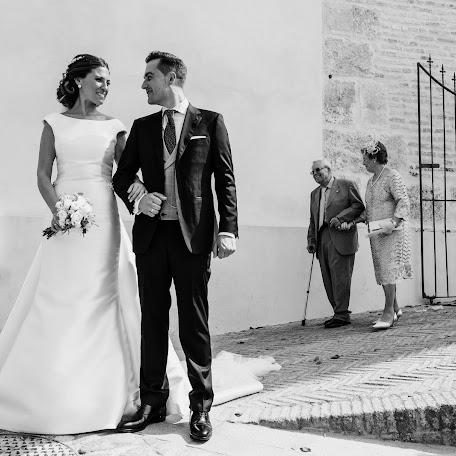 Fotógrafo de bodas Alberto Parejo (parejophotos). Foto del 09.12.2017
