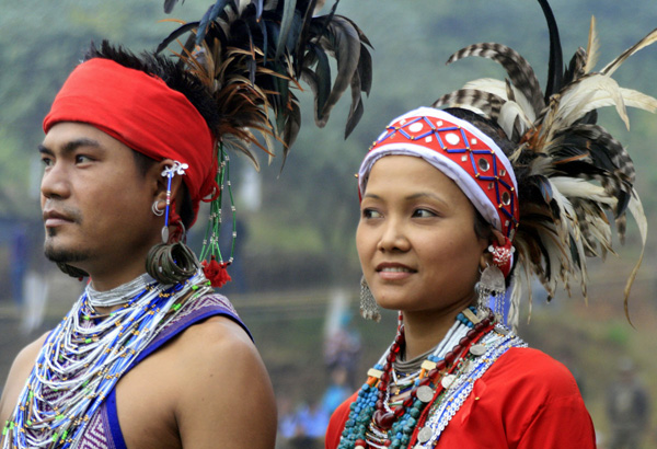 North East Indian Tribes (
