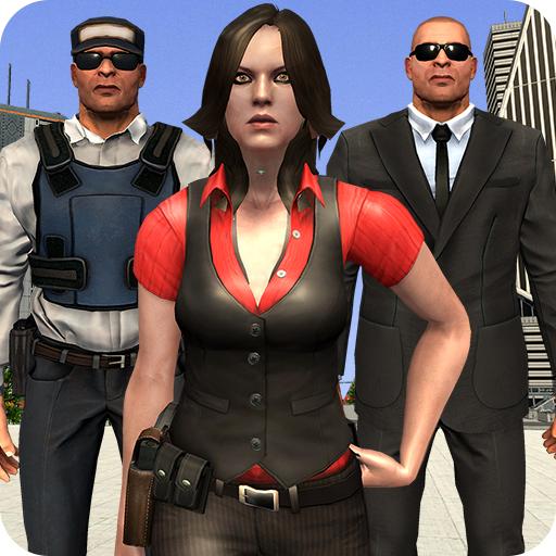Incredible Bodyguard Superhero City Battle