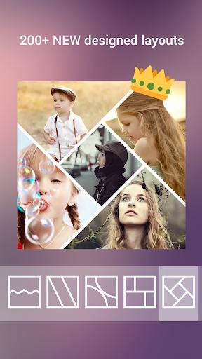 Pics Collage -Photo Grid Maker screenshot