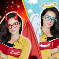 Angel And Devil Photo Editor With Stickers APK