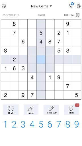 Sudoku - Free Classic Sudoku Puzzles 2.8.0 screenshots 4