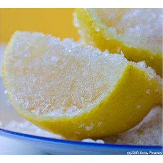 Lemon Confit