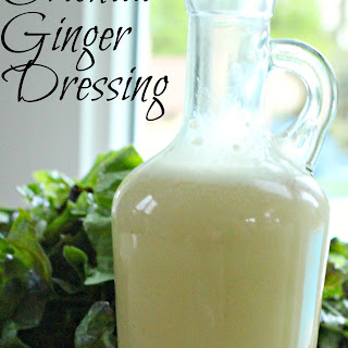 Oriental Ginger Dressing