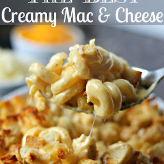 The Best Creamy Mac & Cheese