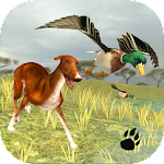 Bird Dog Simulator Icon
