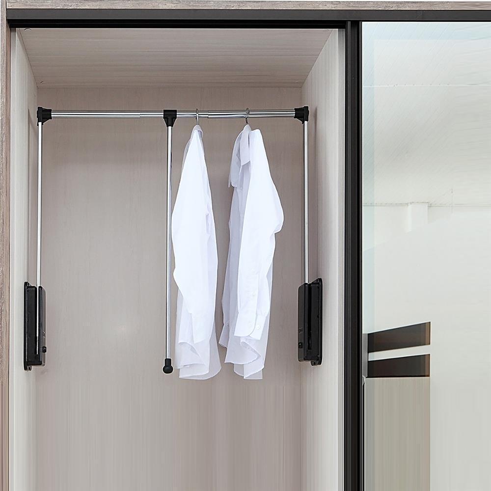 Cabideiro Basculante 890 - 1210mm 12kg - FgvTn : Casa & Decoração -  Acessórios para dormitório : MBastos   Parafusos e Ferragens