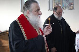 Photo: Бургас, молебен към св. княз Борис - Михаил.