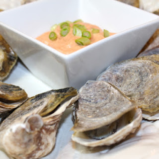 Rose Marie's Simply Grilled Oysters
