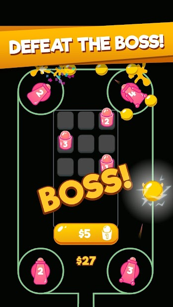 Power Painter - Merge Tower Defense Game Android App Screenshot
