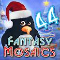 Fantasy Mosaics 44: Winter Holiday icon