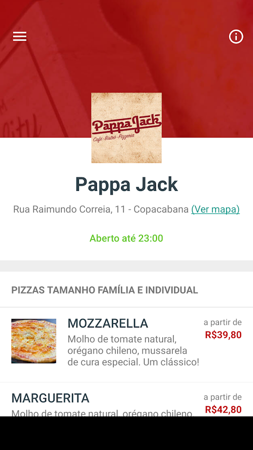 Pappa Jack Delivery- screenshot