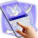 Love Doves Keyboard Theme APK
